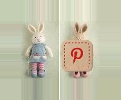 Photo of #cotton #knitted #knitting for babies little cotton rabbits #little #pattern