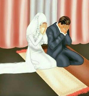 kumpulan kartun romantis parf 2 my ely Cute muslim