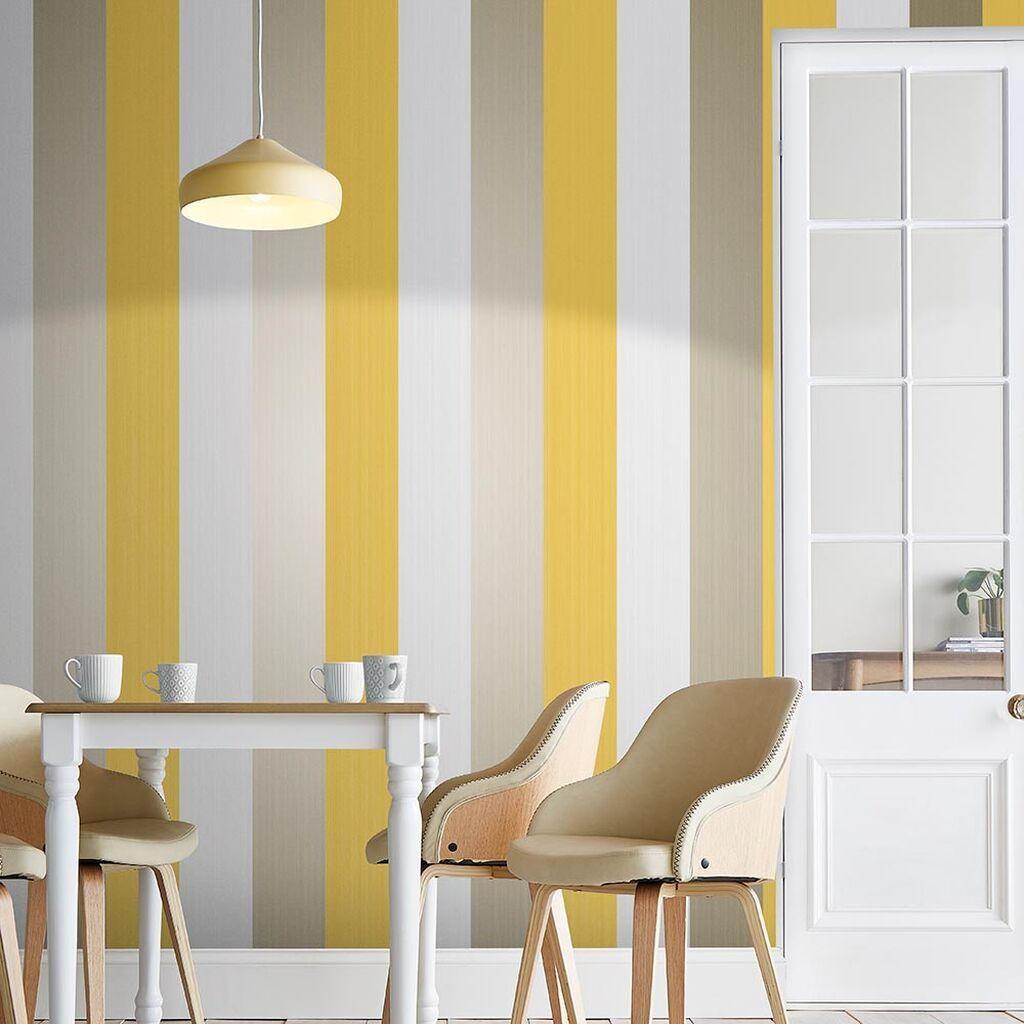 Figaro Yellow Wallpaper In 2020 Yellow Wallpaper Str