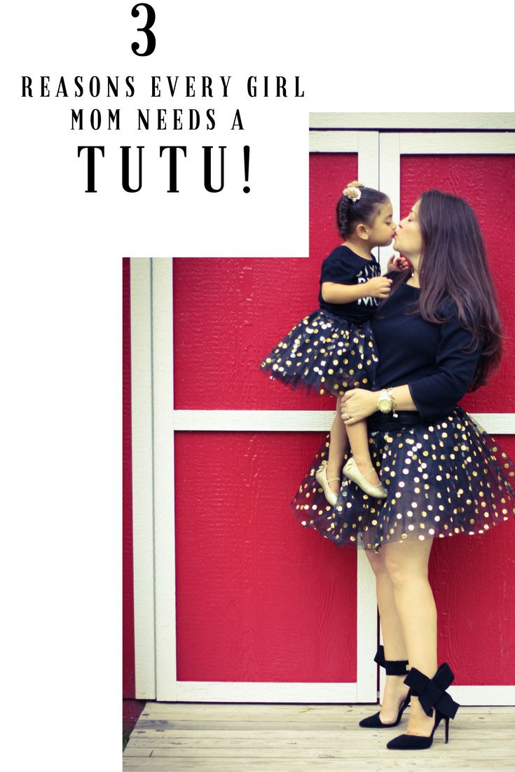 Why I think every Girl MOM should have a tutu. Mom Life | Mommy and Me Fashion | Mommy and Me tutus