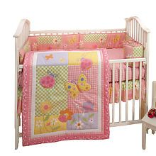 NoJo Bright Blossom 8 Piece Bedding Set Discontinued by Manufacturer