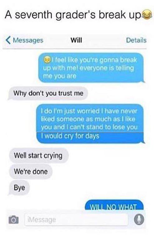 Will has no chill