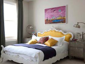 Photo of Decorare con la combinazione di colori grigio e giallo