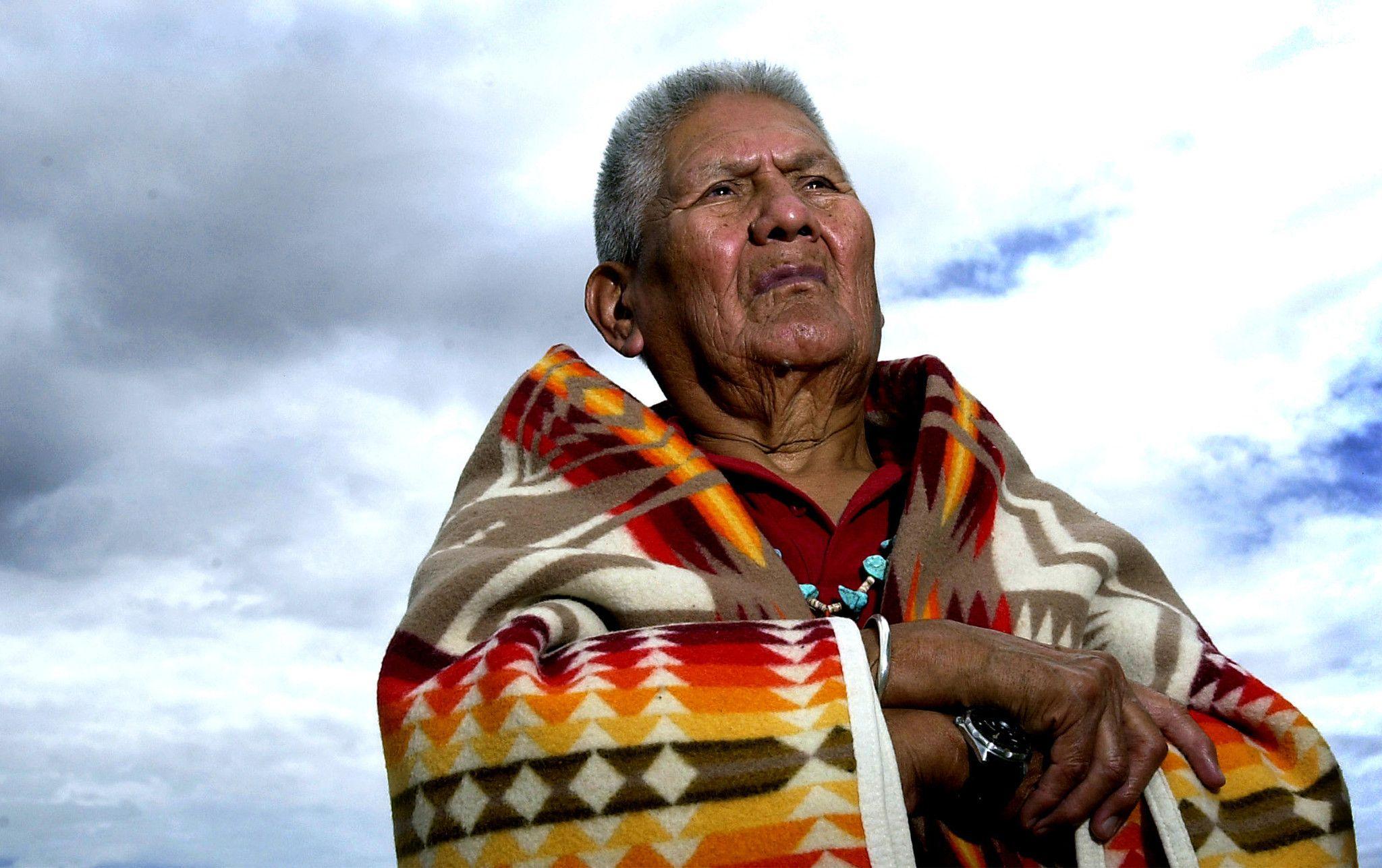 Chester Nez 93 Was Last Of The Original Navajo Code