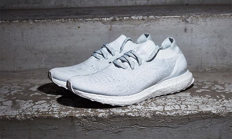 brand new 4bd57 ae627 adidas Is Dropping a White Colorway of the Ultra Boost Uncaged