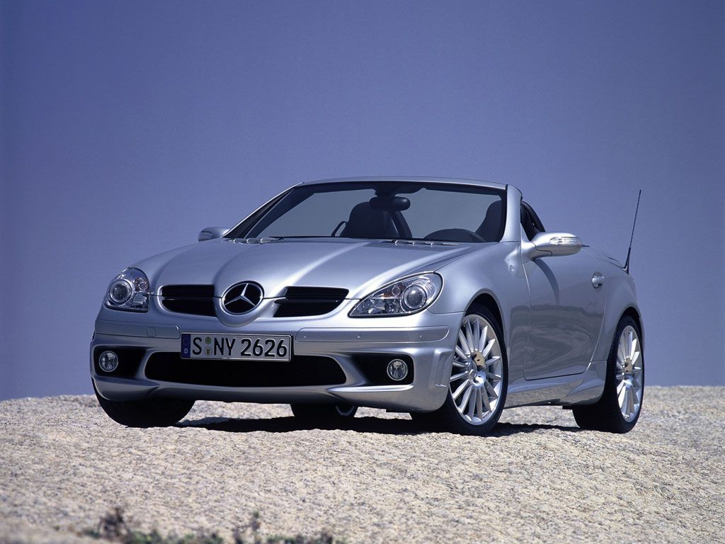 2005 Mercedes Benz Slk 55 Amg Images Mercedes Benz Slk Mercedes