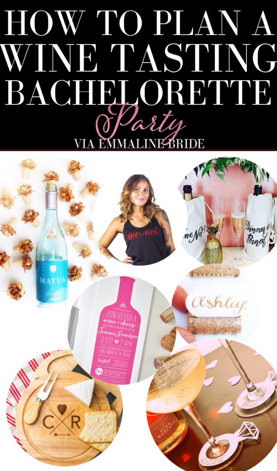 How to Plan a Wine Themed Bachelorette Party