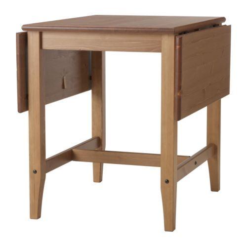 LEKSVIK Drop Leaf Table $199