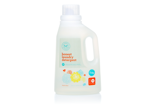 #HonestCompany  My little guy has such sensitive skin and I love this detergent!  I don't have to worry about an eczema breakout due to harsh chemicals.