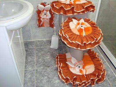 Nuestros ba os tambi n necesitan que est n decorados para for Accesorios para cortinas de bano