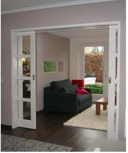 Best Afscheiding Woonkamer Keuken Contemporary - New Home Design ...