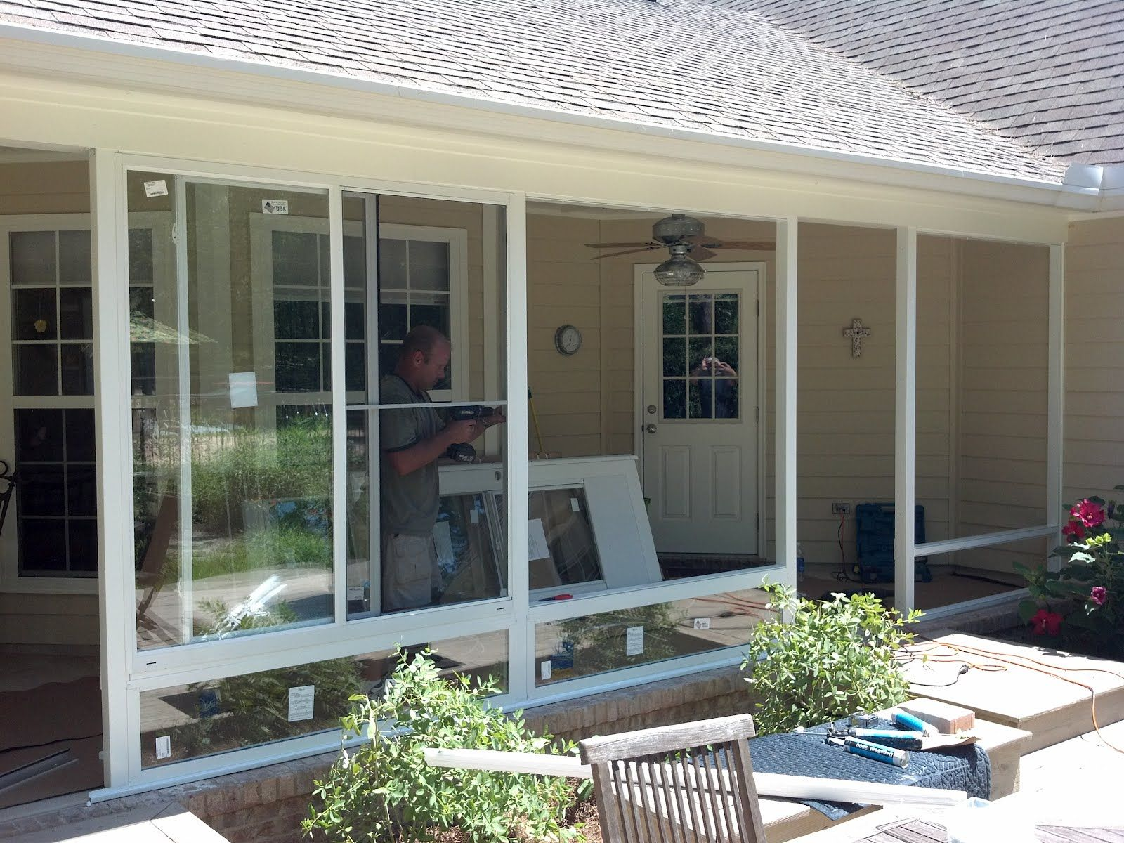 How To Insulate An Enclosed Porch General Contractors