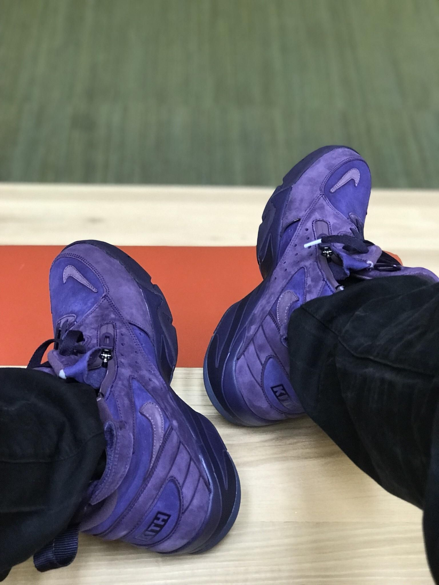 c89d92166f7bf unDS d my Kith X Nike Air Maestro II for work   Nike Sneakers ...