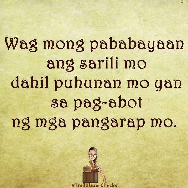 Pangarap Quotes 2