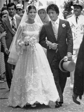 Abiti da sposa anni 80 immagini