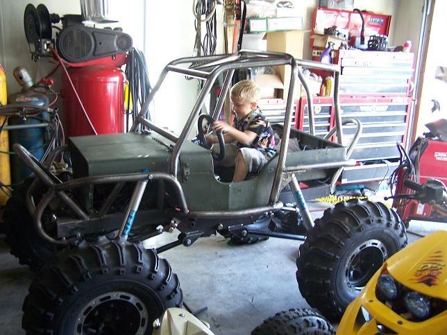 mini rock crawler for kid     | race-deZert | 4x4's | Mini