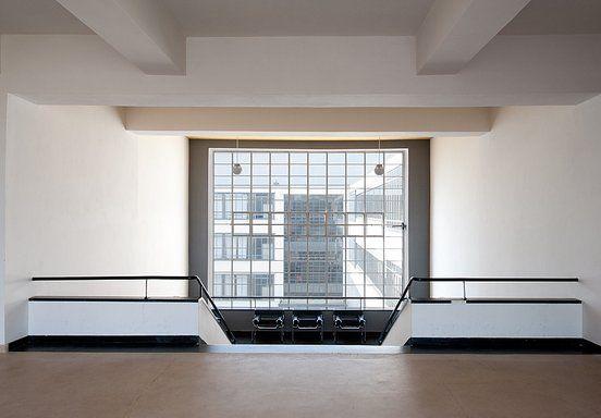 Interior Bauhaus Dessau