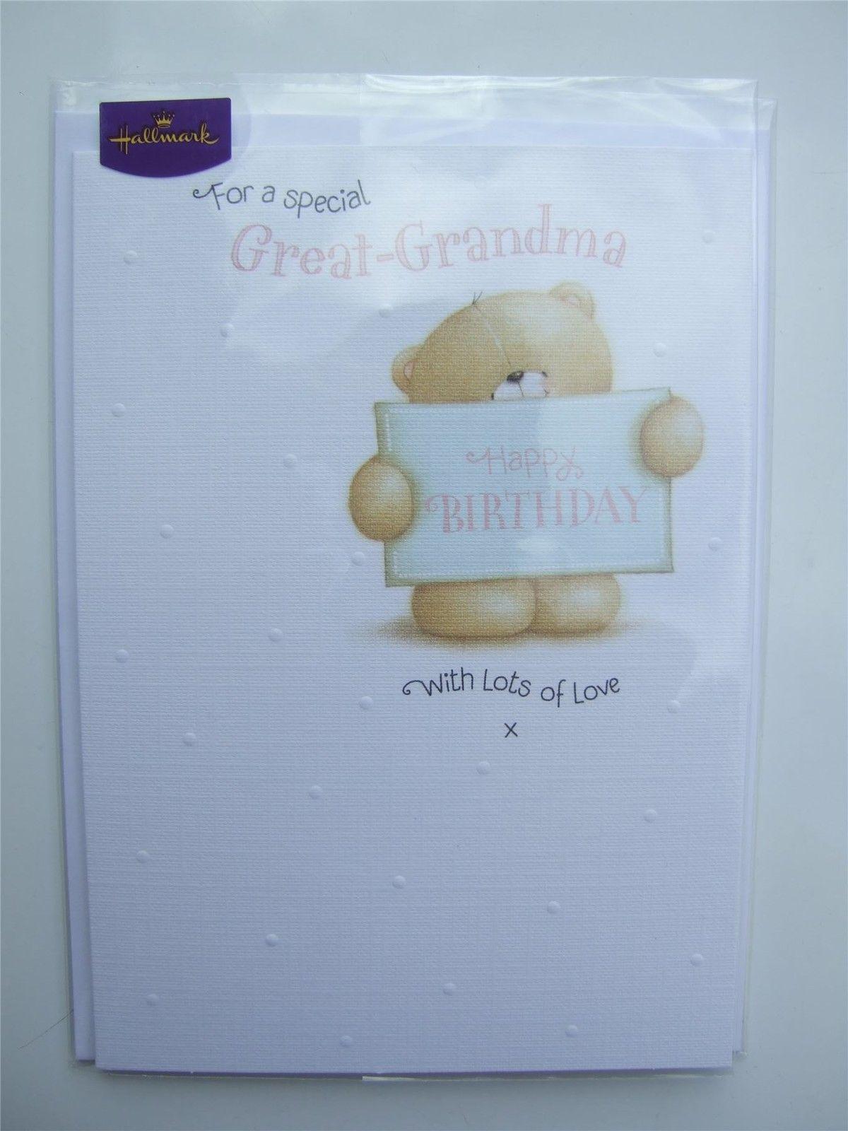 Forever friends happy birthday card for a greatgrandma by hallmark