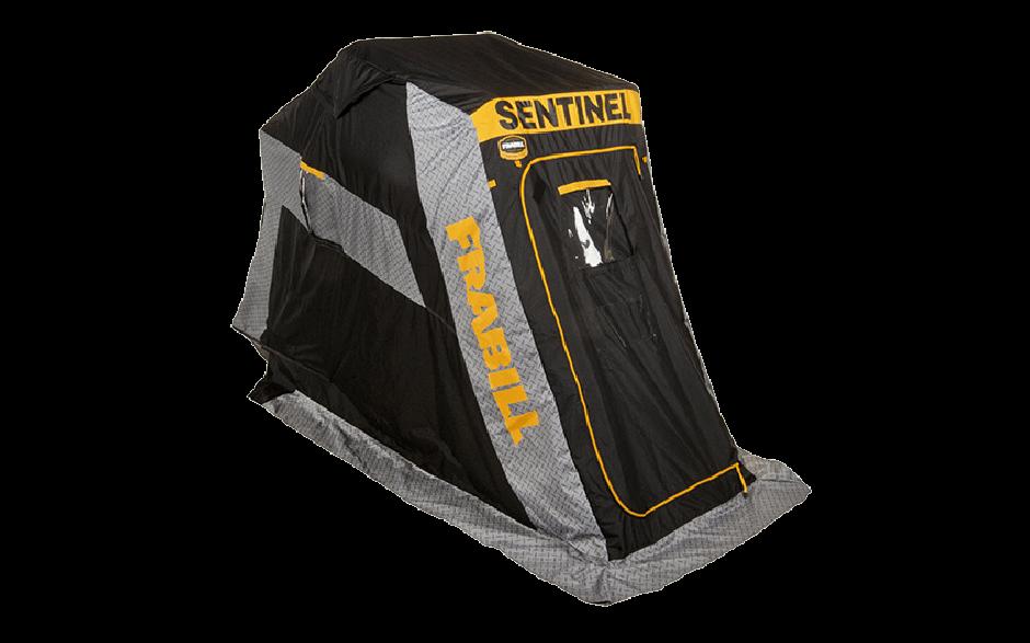 Frabill Sentinel 1100 Flip-Over Ice Shelter | Tom's Fishing Stuff