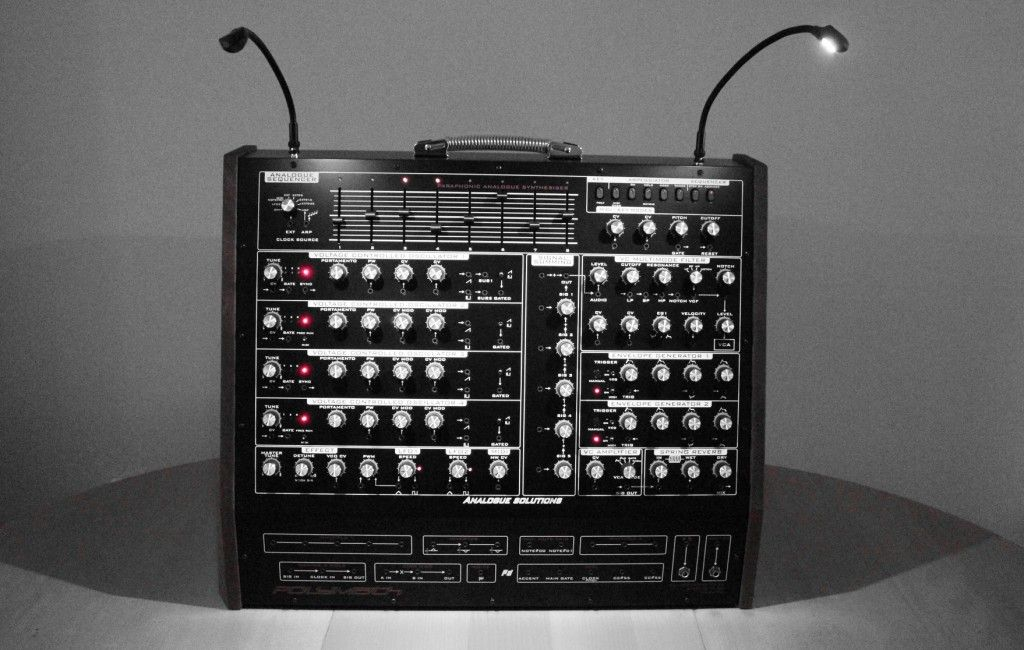analogue solutions polymath techno drum machine instruments electronic music. Black Bedroom Furniture Sets. Home Design Ideas