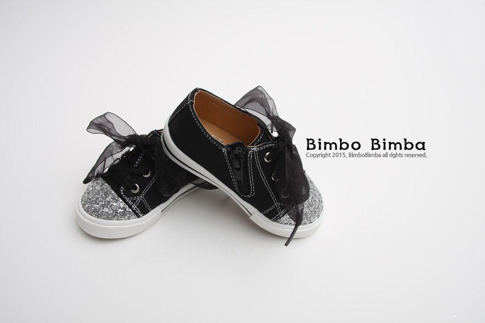 Bimbo Bimba Chiffon Sneakers