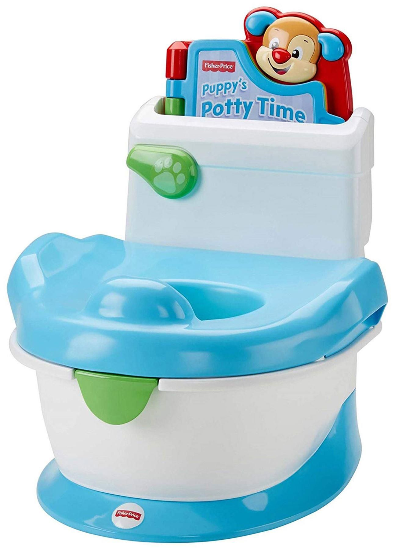 Fisher Price Laugh And Learn With Puppy Potty In 2020 Best Potty