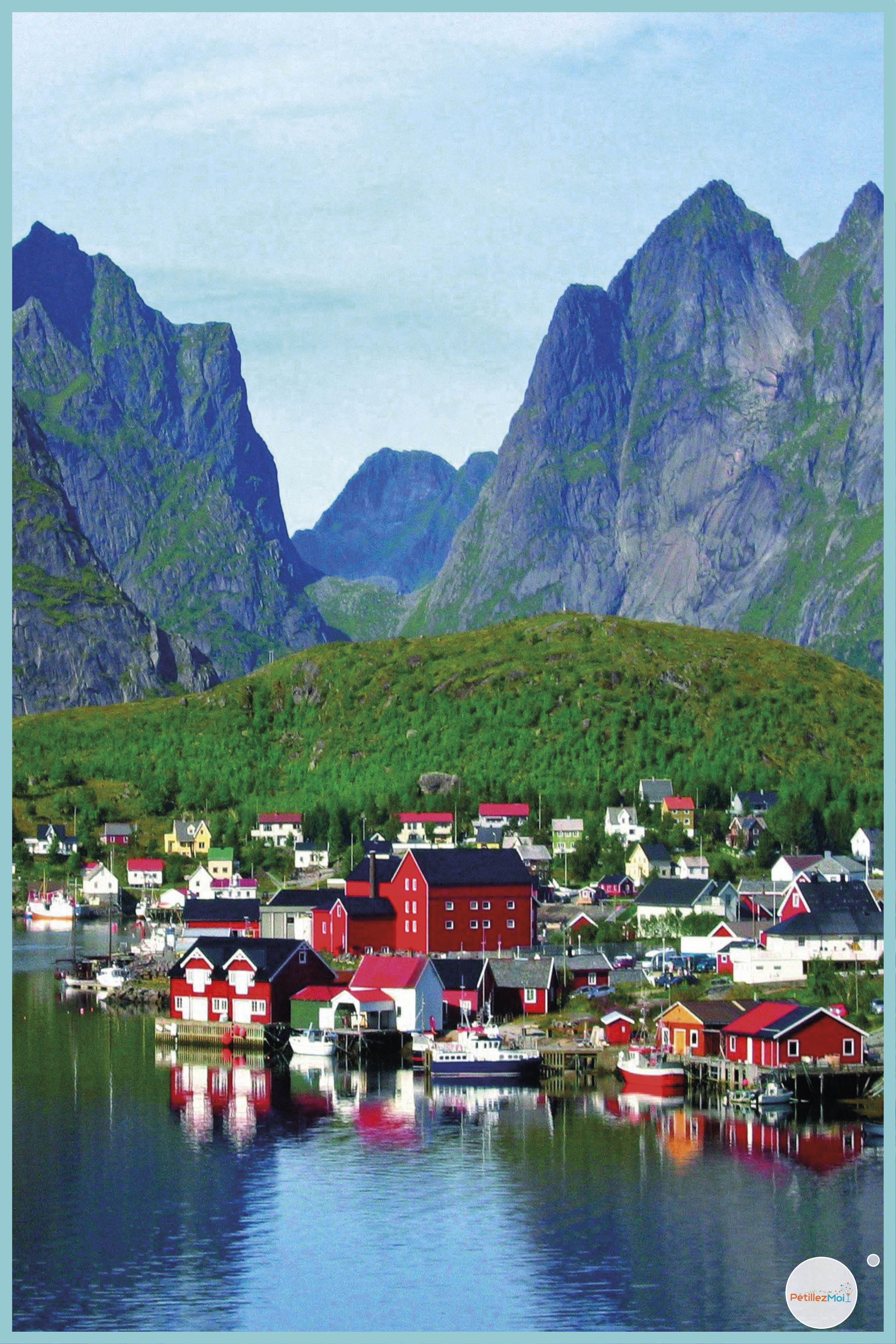 Village De Reve En Europe Voici 10 Villages De Contes De Fees A Decouvrir Idee Voyage Europe Voyage Norvege Voyage