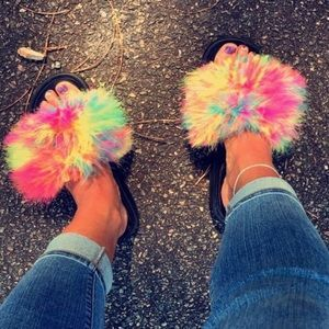 furry beauties boutique in 2018 birthday pinterest shoes