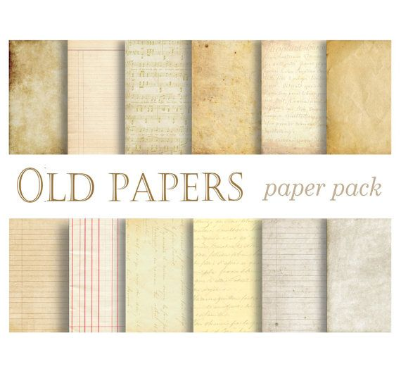 image regarding Printable Textures referred to as Basic PAPER TEXTURES- printable outdated paper backgrounds for