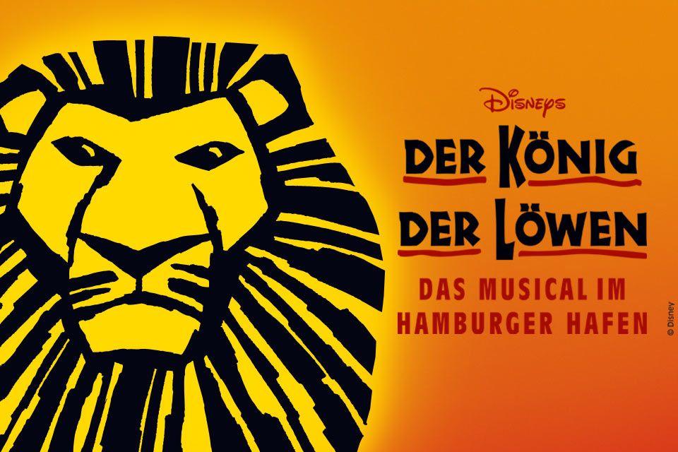 Disneys DER KÖNIG DER LÖWEN | Musical in Hamburg | Theater
