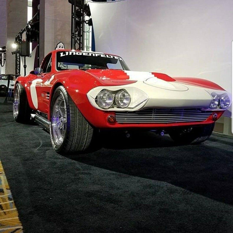 Superperformance LLC, Lingenfelter powered 1963 Corvette