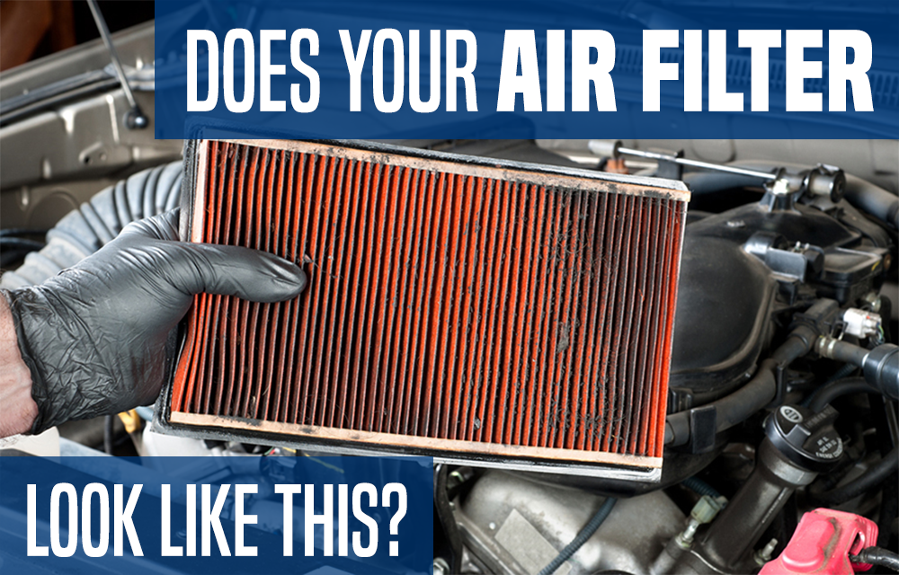 What Happens To An Engine When The Air Filter Allows