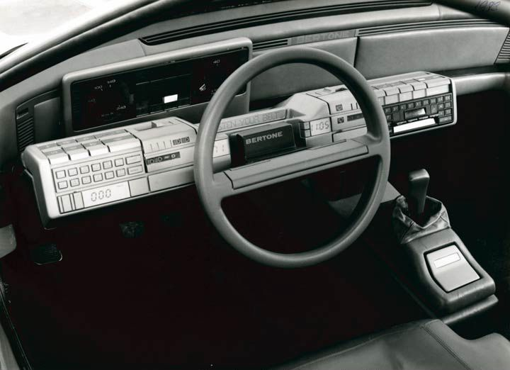 1983 Alfa Romeo Delfino Concept