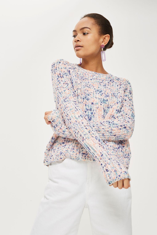 5e0722f64 Neppy Popcorn Sweater