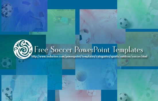 Soccer Powerpoint Templates Template