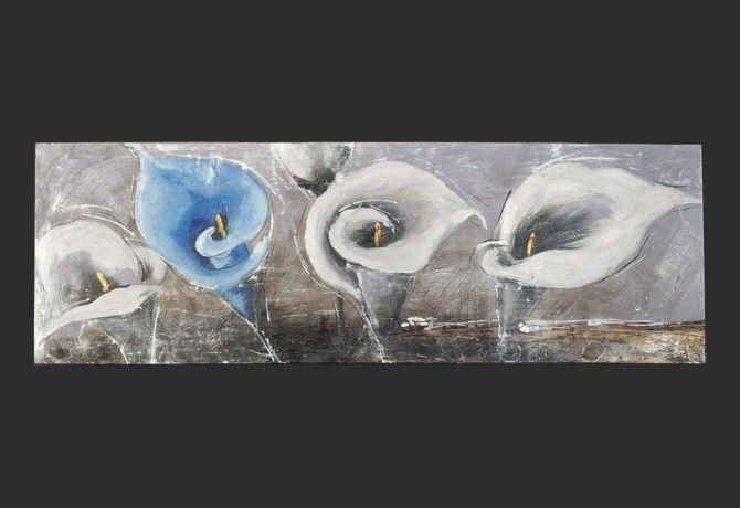 Quadro dipinto a mano valentina omaggio a crepax pop art moderno