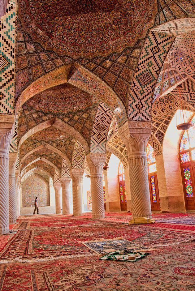 Irán, la magia de la antigua Persia (I parte) #middleeastdestinations