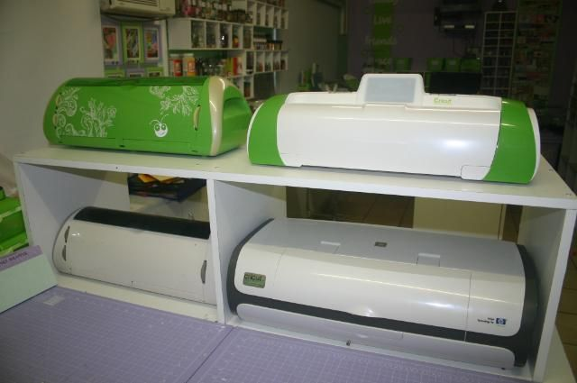 What A Clever Idea For Storage Of Your Cricut Machines Jackie