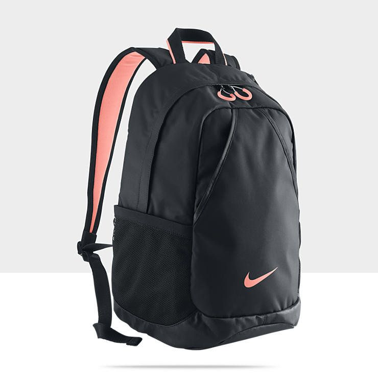 c1bc33788e455 Nike Backpack. | let's go shopping | Nike bags, School bags, Nike