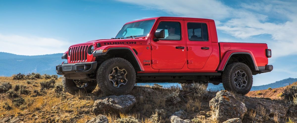 2020 Jeep Gladiator Jeep gladiator, Jeep pickup, Pickup
