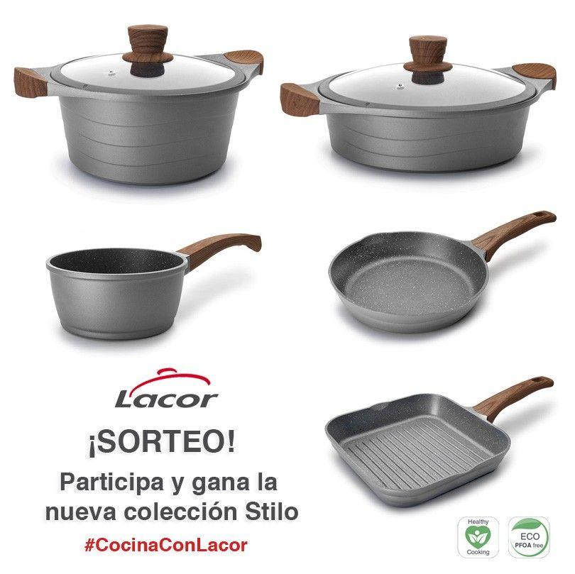 Quieres ganar la nueva bateria de cocina Stilo? | Concursos ...