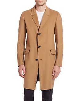Theory - Double Faced Cashmere Coat