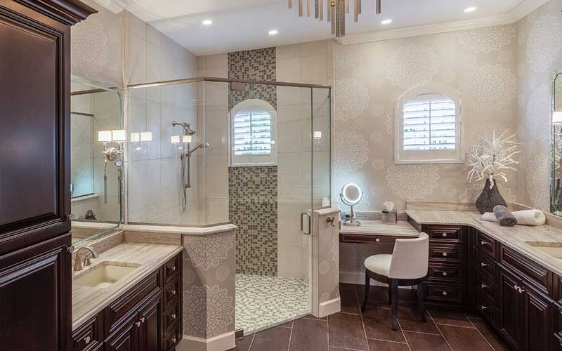 Roller Badezimmermöbel ~ Schwarze marmor badezimmer badezimmermöbel