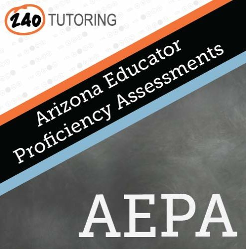 AEPA (Arizona) teacher certification test study guide that helped me ...