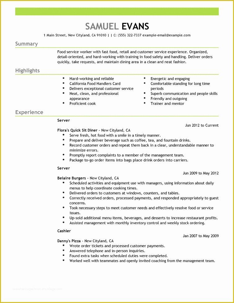 Nice Resume Templates Free Of Resumes Resume Cv In 2020 Resume Examples Good Resume Examples Job Resume Samples