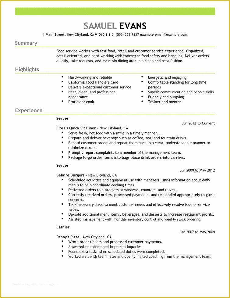 Nice Resume Templates Free Of Resumes Resume Cv Resume Examples Job Resume Samples Good Resume Examples