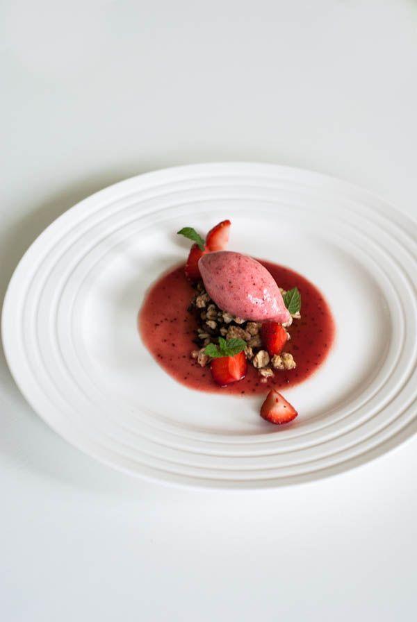 3x Erdbeer | Kaffee | Macadamia- Müsli | Berliner Speisemeisterei