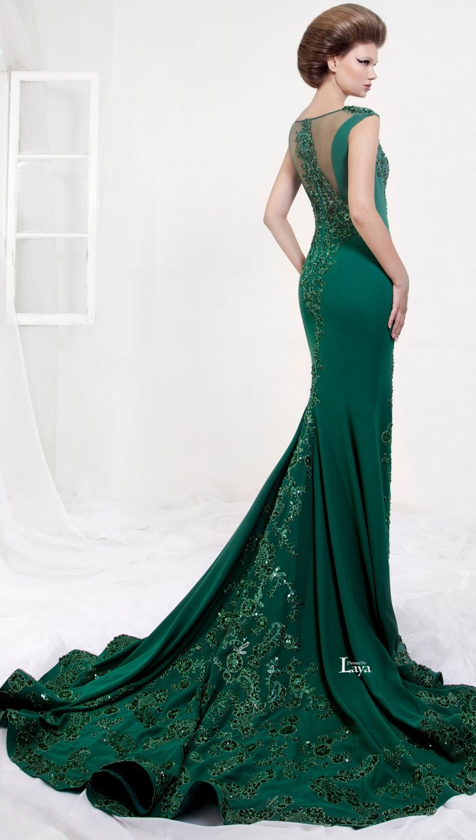 Tarek sinno fw couture dress time pinterest