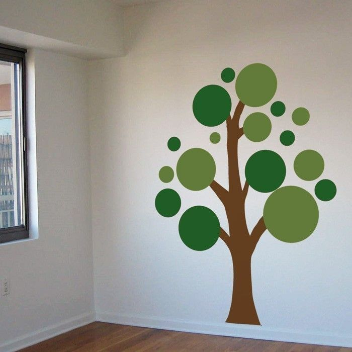 Sweet Classy Wall Paint Ideas Antique Dalidecals Tree Decor Idea How