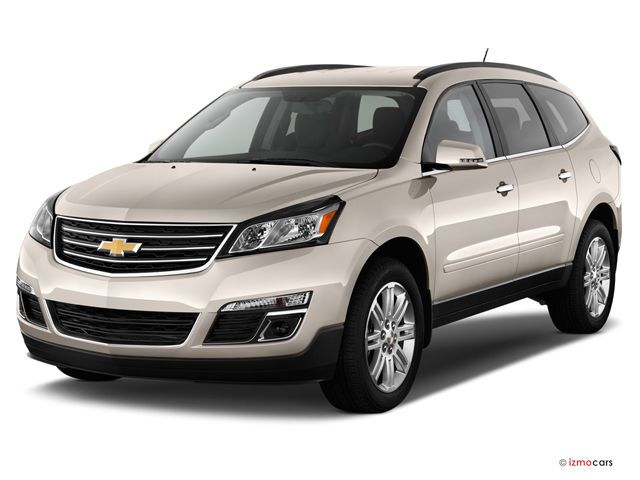 The 2015 Chevrolet Traverse Is Ranked 6 In 2015 Affordable